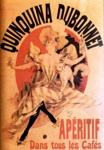 'Quinquina Dubonnet'. Жюль Шере.