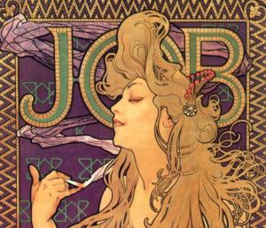 Реклама сигарет Job. Фрагмент. Муха.
