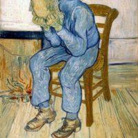 На пороге вечности. Ван Гог