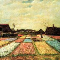 Поля тюльпанов. Ван Гог