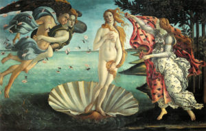 Рождение Венеры. Сандро Боттичелли