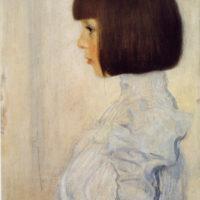 Портрет Елены Климт