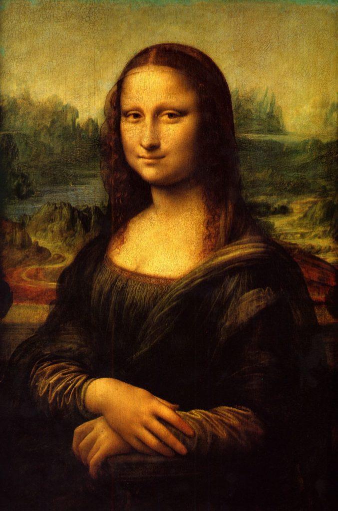 Мона Лиза. Леонардо.