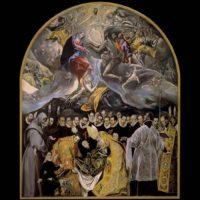 Погребение графа Оргаса. Эль Греко.
