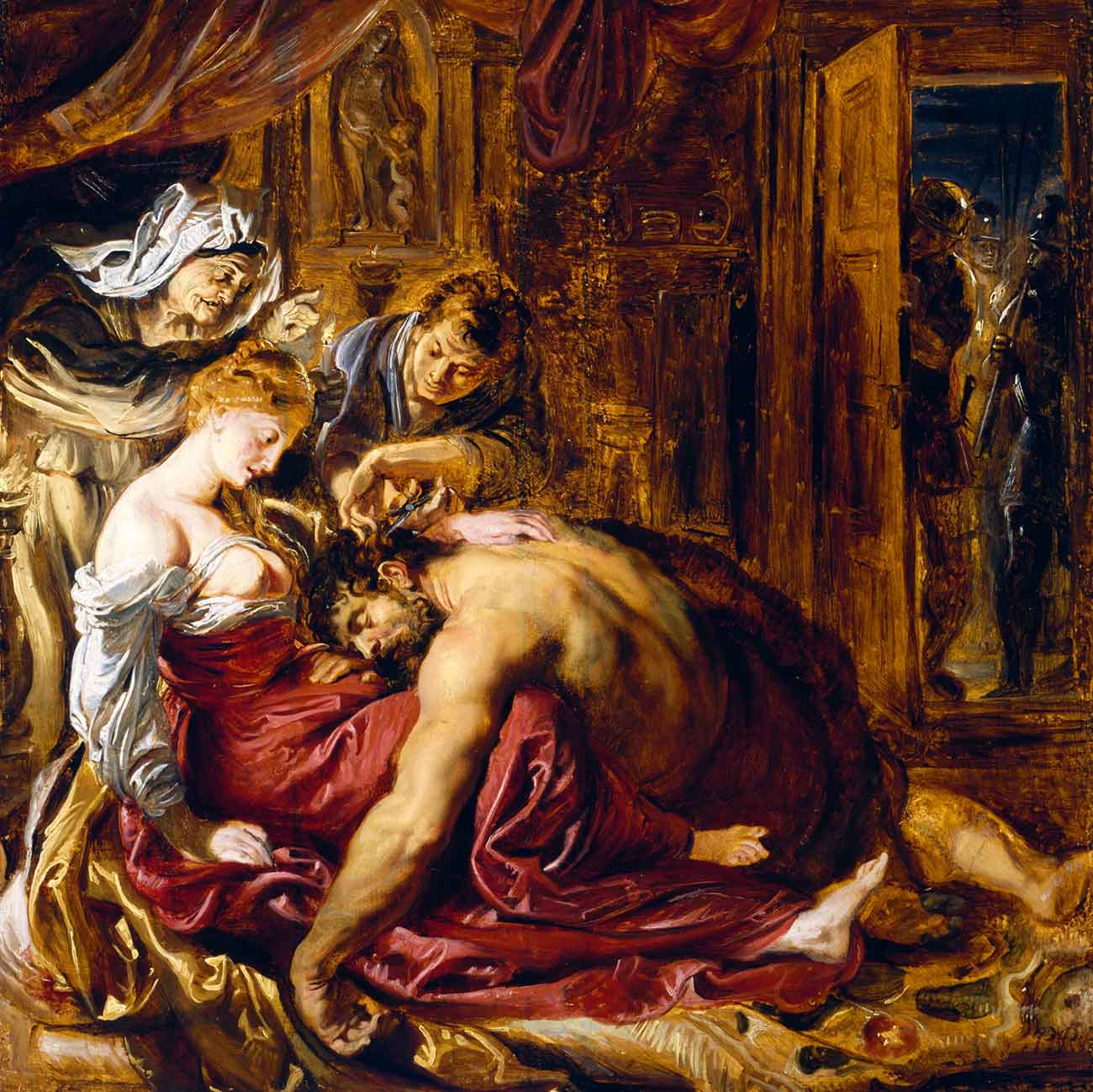 samson and delillah Passion, desire, lust and romance surround the tragic love story of samson and delilah this biblical tale begins with a prophetic announcement of a young man who will be mightily used of the lord.