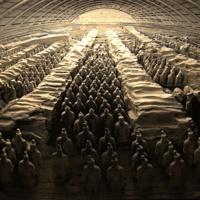 Армия терракотоых воинов
