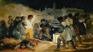 3 мая 1808. Гойя.