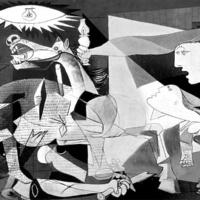 Герника. Пабло Пикассо