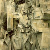 Портрет Вильгельма Уде. Пикассо