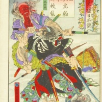 Каванабэ Кёсай. Мураматсу.