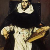 Портрет Парависино. Эль Греко.
