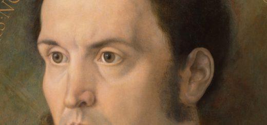 Портрет Иоанна Клебергера