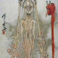 Карикатура Каванабэ