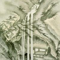 Созерцание водопада. Гэйами