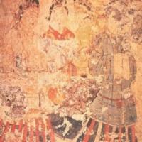 Период Ямато в живописи