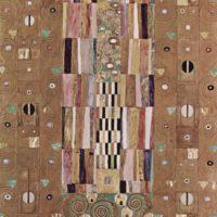 Густав Климт. Декоративное панно.