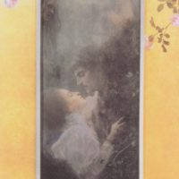 Густав Климт. Любовь.