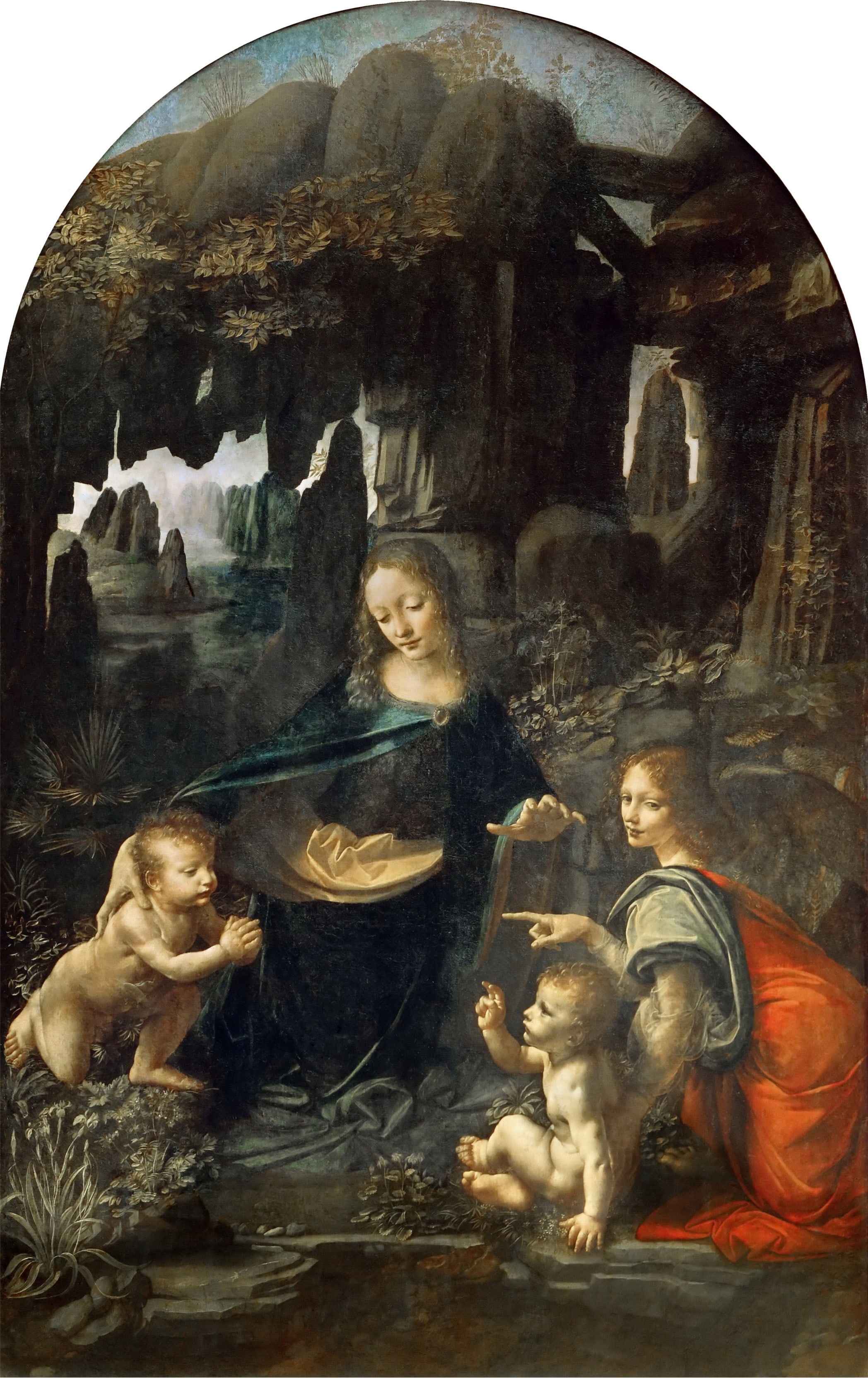 an analysis of madonna and child and flowers still life displayed at the art museum at the getty cen