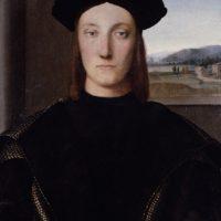 Рафаэль Санти. Портрет Гвидобальдо да Монтефельтро.