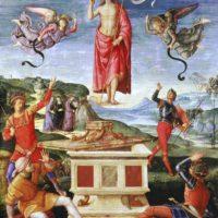 Рафаэль Санти. Воскресение Христа.