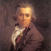 Жак-Луи Давид. Автопортрет с тремя воротниками.