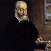 Эль Греко. Портрет Джулио Кловио.