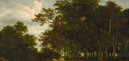 Большой лес. Рейсдаль.