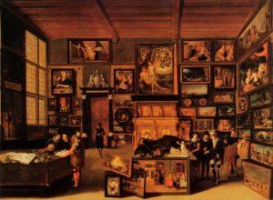 Торговля предметами искусства Яна Снеллинка в Антверпене