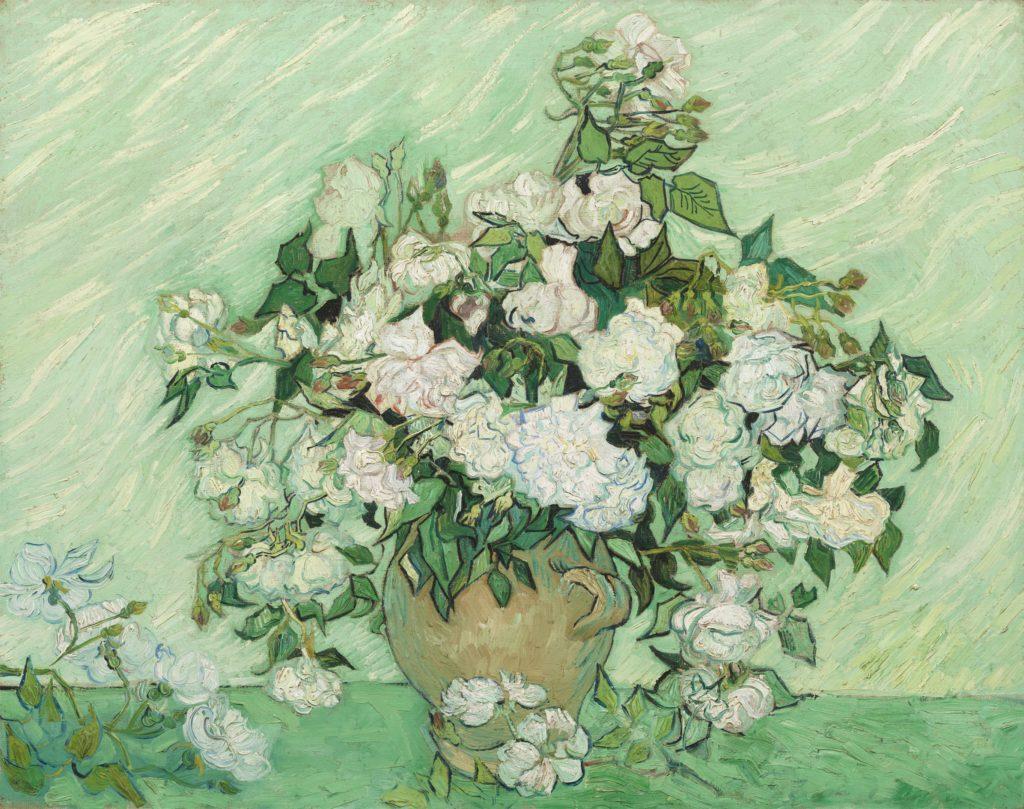 Розы. Ван Гог.