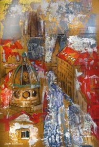 Картина Дарьи Воробьевой