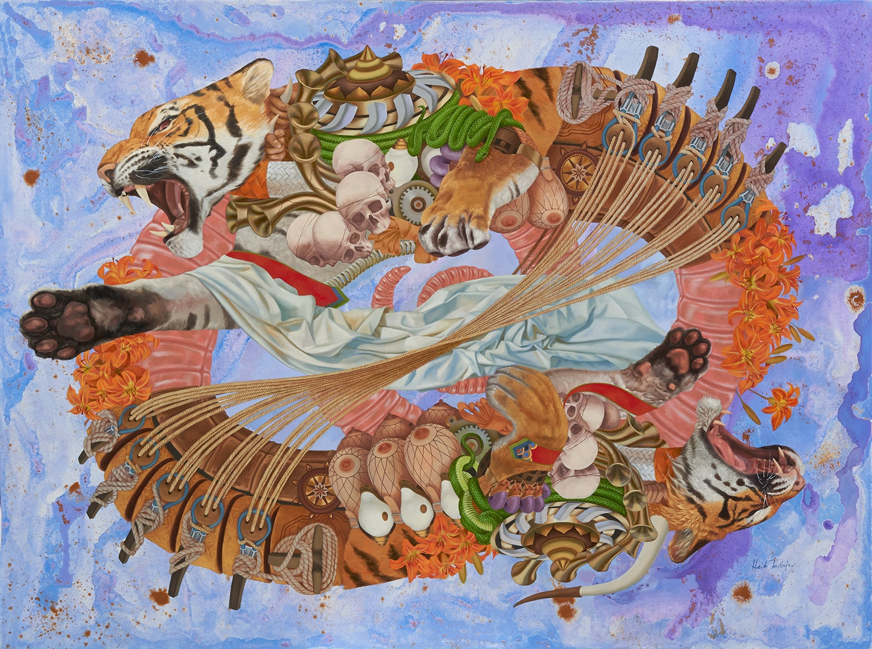 Картина Хайди Тайфер