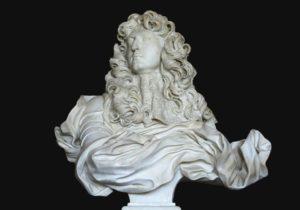 Бюст Любовика XIV. Бернини.