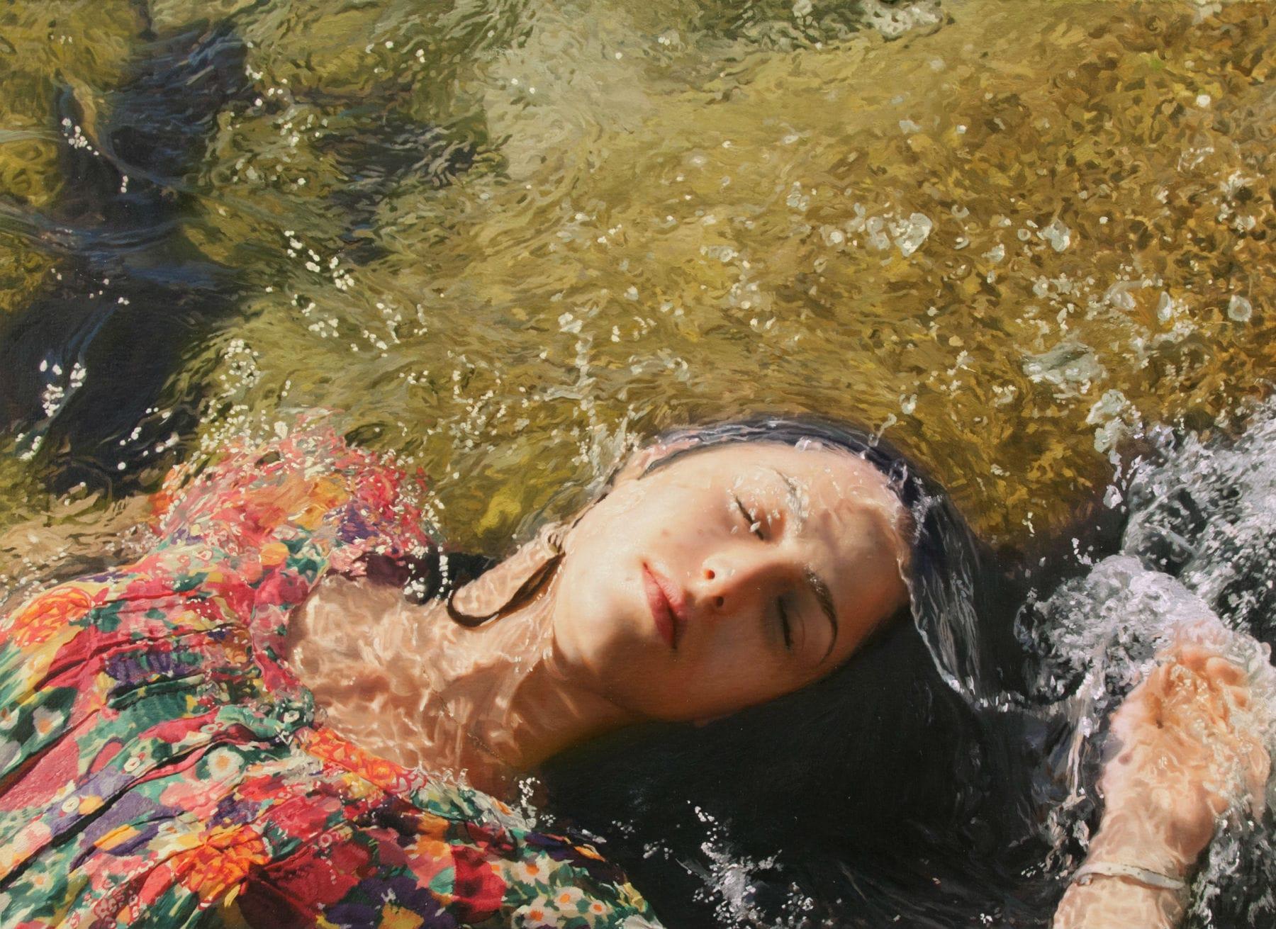 Картина Игаля Озере