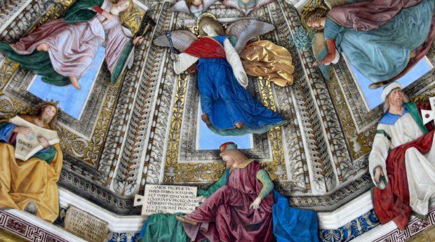 Росписи сакристии Сан Марко