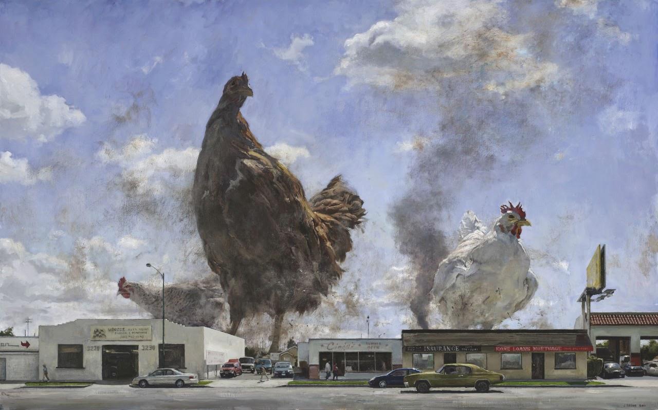 Картина Джона Брозио
