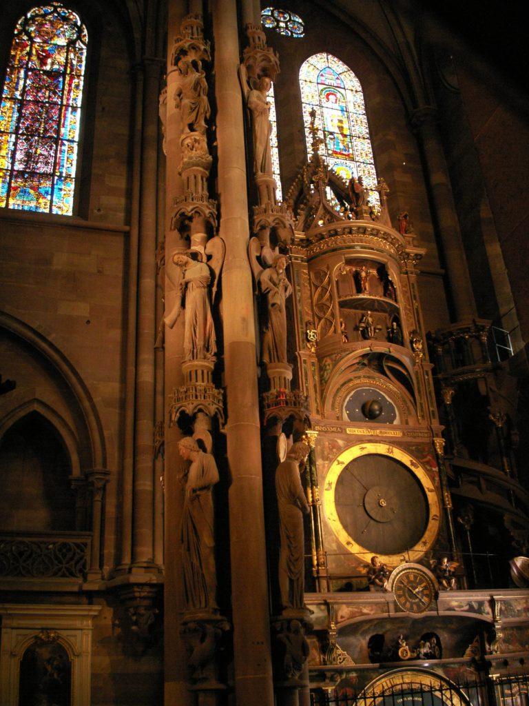Скульптуры Страсбургского собора