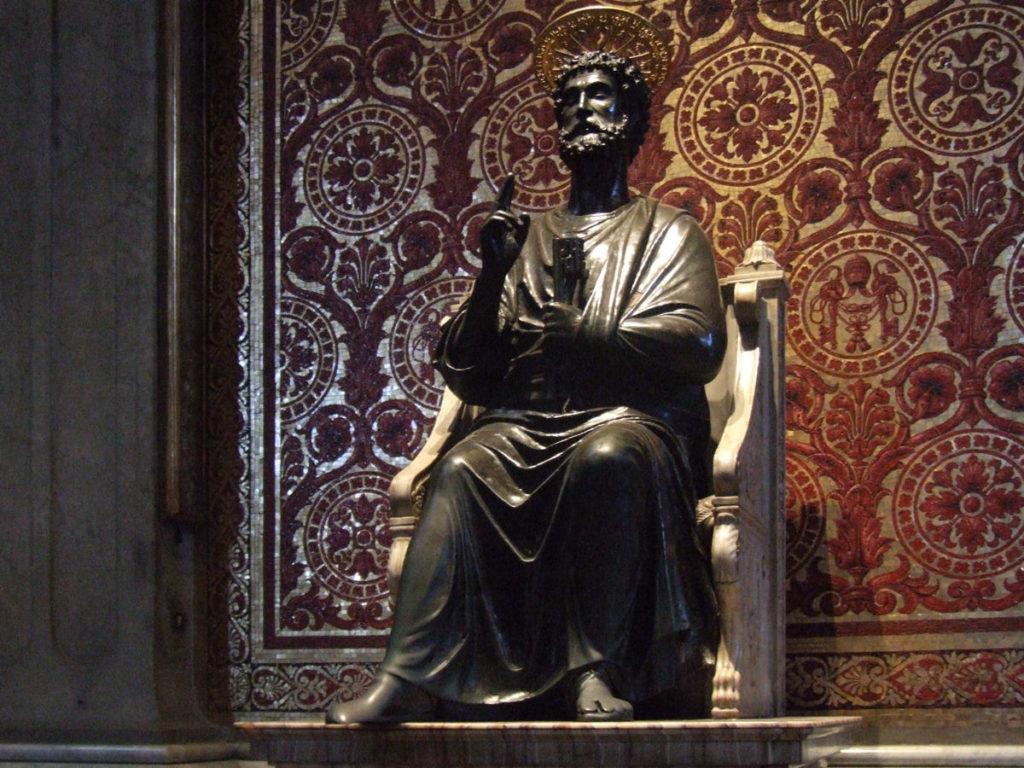 Святой Петр. Арнольфо ди Камбио.