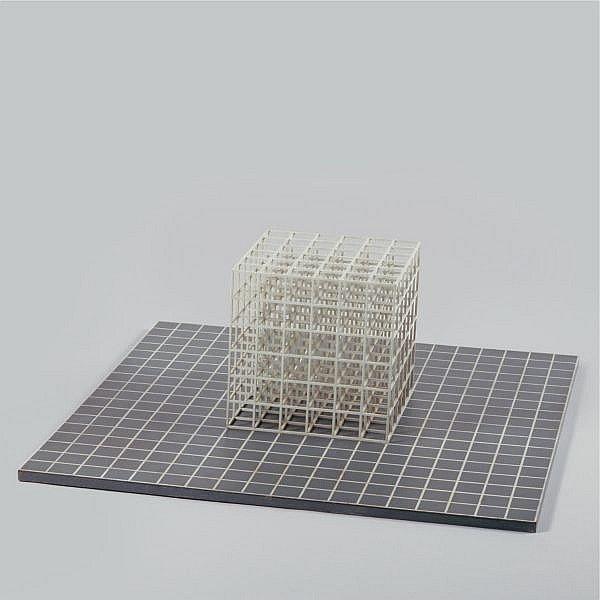 Модульный куб. Левитт.