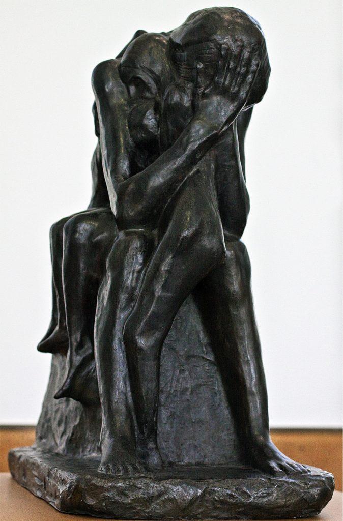 Мать с двумя детьми. Жорж Минне.