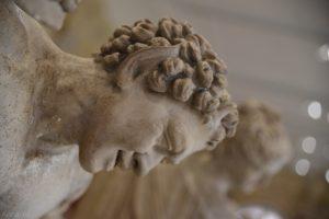 Скульптуры галереи старых мастеров